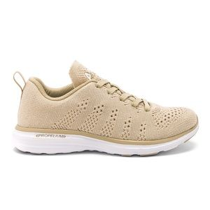 APL TechLoom Pro Wheat Cashmere 6 Sneakers